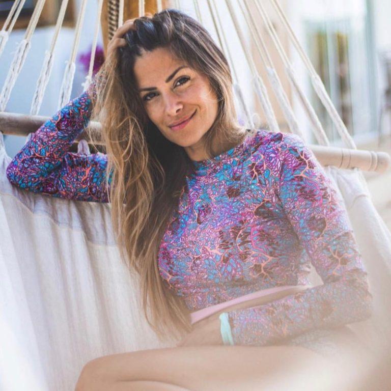 Adriana Espinoza, Fundadora en Kite Ecotravel