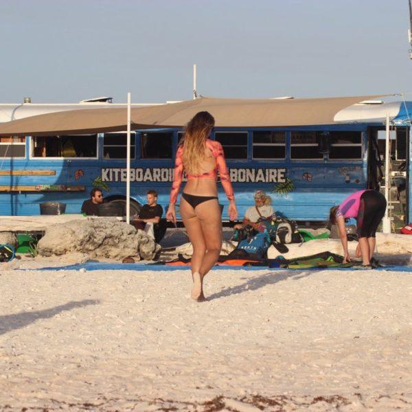 Kitesurf en Bonaire, Países Bajos