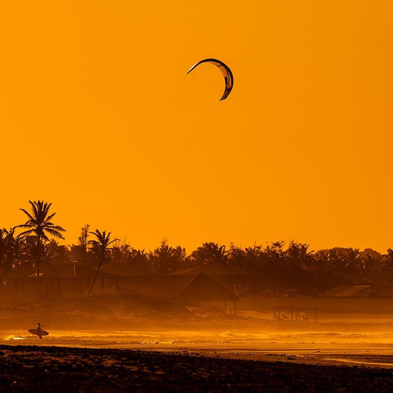 Kitesurf Classic North en Brasil