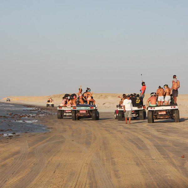 Kitesurf en Brasil classic North Express