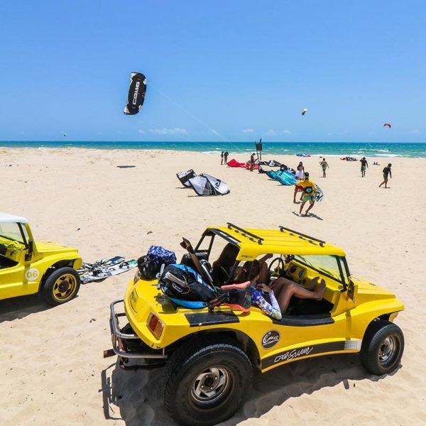 Kitesurf Classic North en playas de Brasil