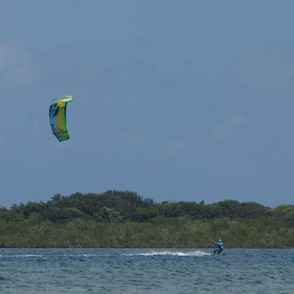 Kitesurf en Honduras