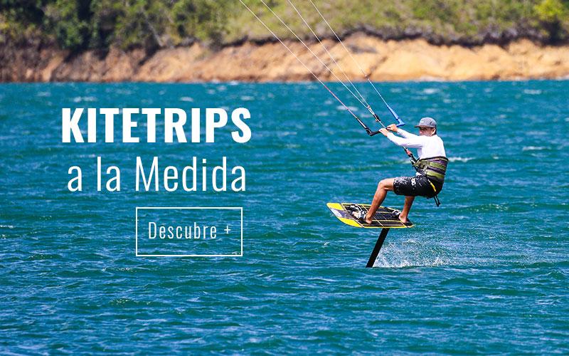 Kitetrips a la Medida