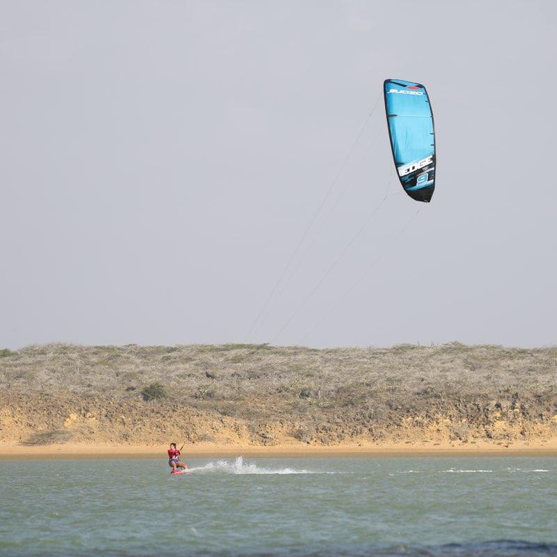 Punta Gallinas - Kite Trips - Kite Ecotravel