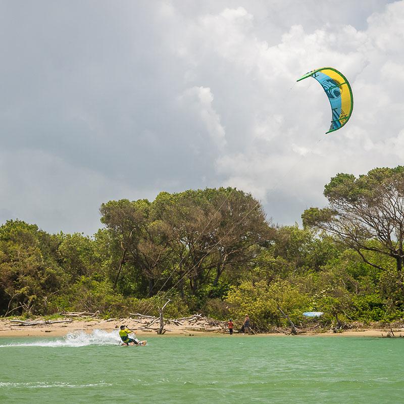 Kitesurf en República Dominicana