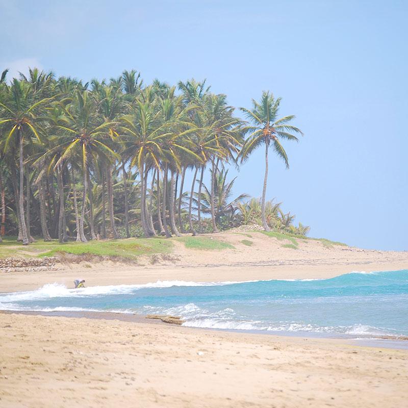 Kitesurf en Cabarete, República Dominicana