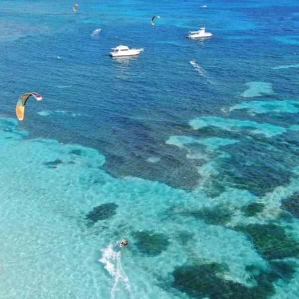 Kitesurf en San Andrés Venezuela