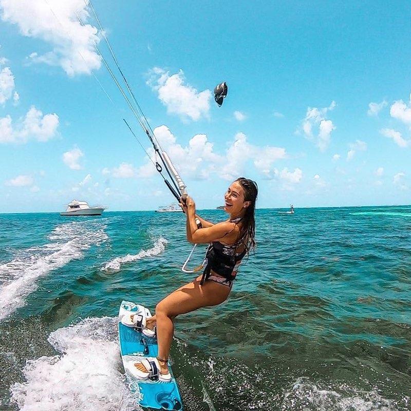 San Andrés Islas - Kite Trips - Kite Ecotravel